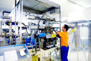 Reseau CTI CTP machine pate papier