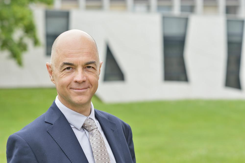 Stéphane Le Guirriec, Président du Réseau CTI