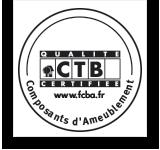 FCBA développe CTB-composants d'ameublement, une nouvelle marque de certification